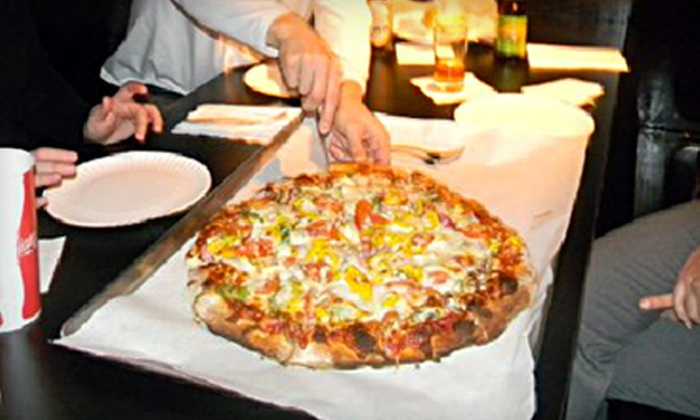 Apezza - Fall Creek Harbour: $10 for One Large Specialty Pizza at Apezza in Fishers ($20 Value)