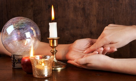 Tarot-Card Reading or Love and Relationship Reading at South Street Psychic (50% Off)