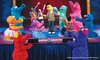 """""""Sesame Street Live: Let's Dance!"""" at Rialto Square Theatre - Rialto Square Theatre: Sesame Street Live: Let's Dance! at Rialto Square Theatre on April 21 (Up to 46% Off)"""