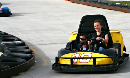 Fun-Park Attractions for 10 or 20 at Swing-a-Round Fun Town (Up to 41% Off). Two Options Available.