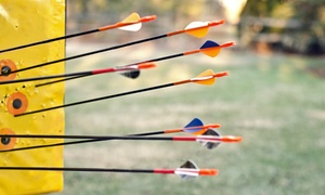 Archery Only: Introductory Archery Lesson with Equipment and Practice Time for Two or Four at Archery Only (Up to 51% Off)