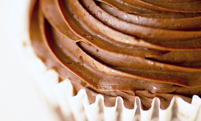 Francis Lewis Pastry Shoppe - Clearview: One or Two Dozen Vanilla and Chocolate Cupcakes at Francis Lewis Pastry Shoppe (Up to 51% Off)
