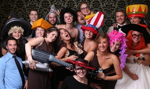 Lighthouse Media: $375 for a Four-Hour Photo-Booth Rental with Prints from Lighthouse Media ($799 Value)