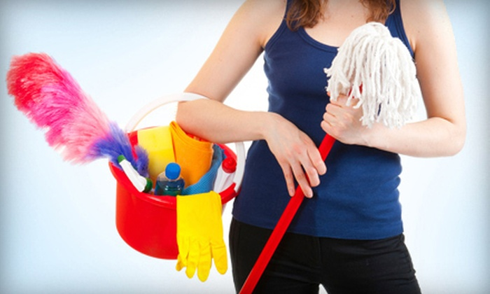 Professional Touch - Jackson: One or Three Three-Hour Housecleaning Sessions from Professional Touch (Up to 54% Off)
