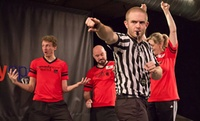 GROUPON: Up to Half Off Improv at ComedySportz Seattle ComedySportz Seattle