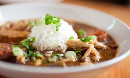 $39 for a New Orleans Creole Cooking Class for Two at Marcela's Creole Cookery ($100 Value)
