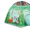 Jungle Animal Play Tent with Carrying Case