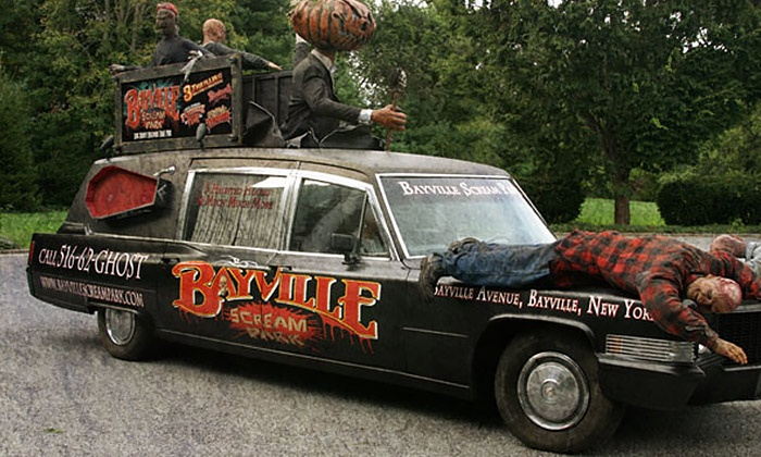 Bayville scream park coupons 2018