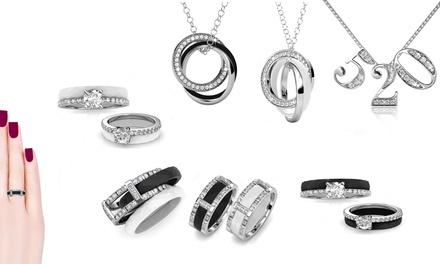06a788ce63021d Gioielli con cristalli Swarovski®, disponibili in vari modelli e misure