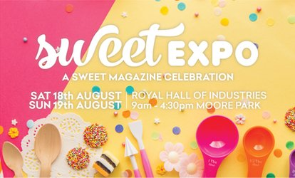 Sweet Expo Sydney at the Royal Hall of Industries: Tickets from $21, 18-19 August (Up to $89 Value)