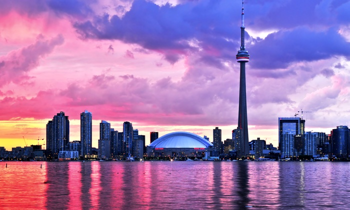 Pioneer Cruises Toronto Boat Charters - Downtown Toronto: C$39 for One Lunch or Dinner Cruise from Pioneer Cruises Toronto Boat Charters (C$80 Value)