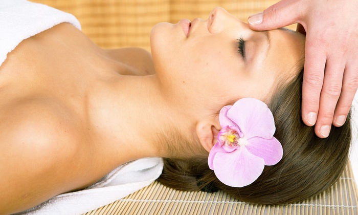 The Day Spa - Cottonwood Heights: $99 for Spa Package with Massage, Facial, and Mani-Pedi at The Day Spa ($215 Value)