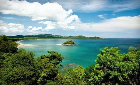 Hilltop Costa Rican Villas near Beach