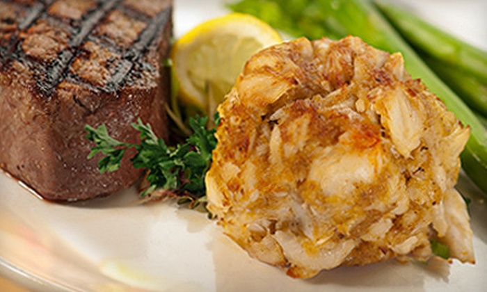 Barrett's Grill - Hunt Valley: Upscale American Fare for Lunch and Brunch or Dinner at Barrett's Grill in Hunt Valley (Half Off)