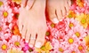 Dania Esthetique - Multiple Locations: Laser Toenail-Fungus Removal for One or Both Feet at Dania Medical Esthetique (Up to 83% Off)