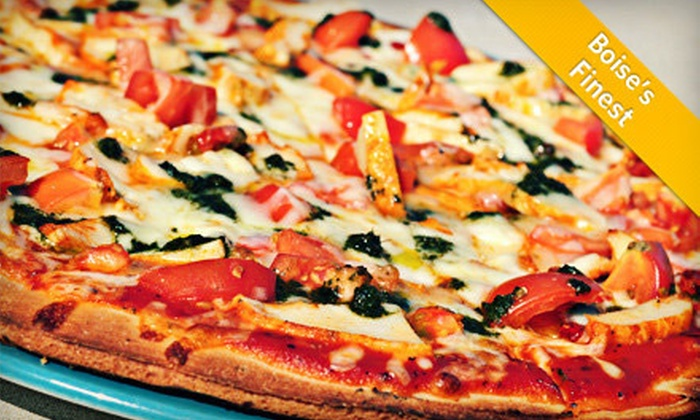 Primos Pizza - Multiple Locations: $10 for $20 Worth of Pizza, Pasta, and Salad at Primos Pizza