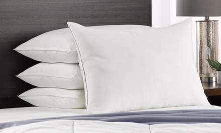 4-Pack of Exquisite Hotel Signature Collection Down Alternative Pillows