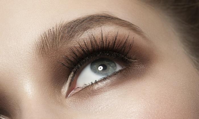 Bestie Eyelash - Midtown East: Eyelash Extensions with 60, 80, or 100 Lashes Per Eye at Bestie Eyelash (Up to 51% Off)