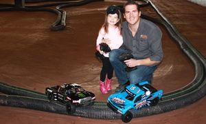Full Throttle Hobby and Raceway: One, Three, or Five Truck Rentals for Indoor Racing at Full Throttle Hobby and Raceway (Up to 53% Off)