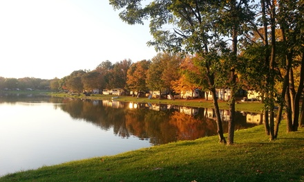 Two Nights of Primitive, Tent, or RV Camping for Four at Clay's Park Resort (Up to 58% Off)