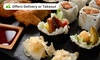 22% Off Sushi, Japanese Cuisine, and Drinks at Yotsuba
