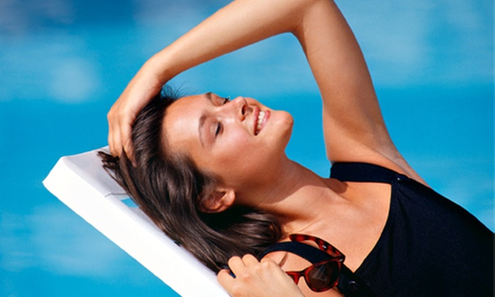 Solar Connection Tanning Salon - Bowling Green: 10 Level 1 or Level 2 Tanning Sessions or One or Three Spray Tans at Solar Connection Tanning Salon (Up to 52% Off)