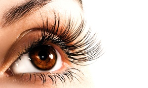 Gigi of Westport: Full Set of Silk Eyelash Extensions with Optional Touchup Session at Gigi of Westport (78% Off)