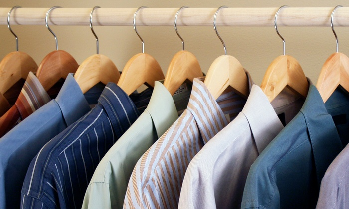 ZoomLocker - Coral Gables Section: $20 for 24/7 Dry-Cleaning and Wash-and-Fold Services from ZoomLocker ($45 Value)