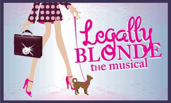 """""""Legally Blonde: The Musical"""" - Sand Point: $20 to See """"Legally Blonde: The Musical"""" at Seattle Musical Theatre (Up to $43.50 Value)"""