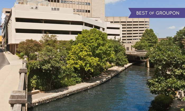 Wyndham San Antonio Riverwalk - San Antonio, TX: Stay at Wyndham San Antonio Riverwalk in San Antonio; Dates into May Available