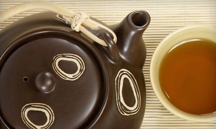 Ottawa Tea Festival - Byward Market - Parliament Hill: $15 for Ottawa Tea Festival for Two at Ottawa Convention Centre on December 1 ($30 Value)