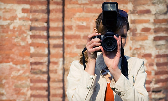 Reeves Photography - Downtown Scottsdale: $59 for a Two-Hour Basic DSLR Photography Class at Reeves Photography ($135 Value)