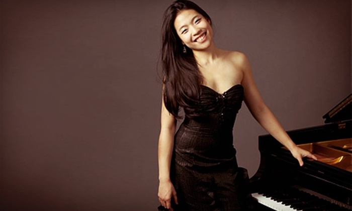 San Antonio Tuesday Musical Club Presents Joyce Yang or Darrett Adkins - Laurel Heights United Methodist Church: $10 to See Pianist Joyce Yang or Cellist Darrett Adkins at Laurel Heights United Methodist Church (Up to $20 Value)