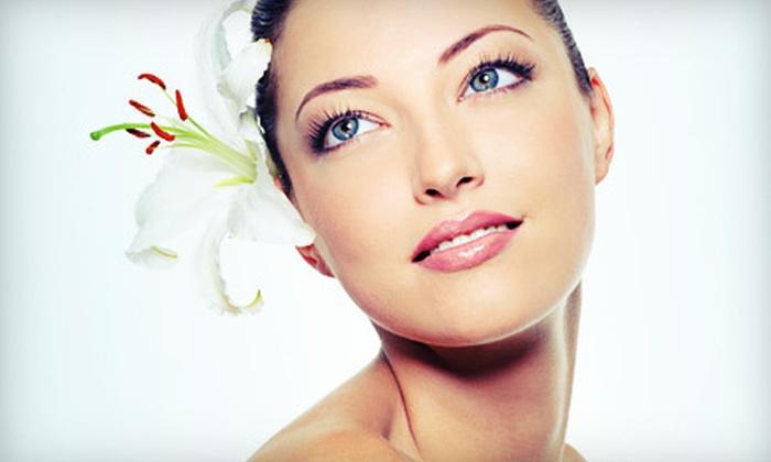 Serene Radiance Laser Centre - Hodgson: $1,149 for Four Skin-Tightening and Four Facial-Rejuvenation Treatments at Serene Radiance Laser Centre ($2,298 Value)