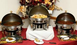$19 For An All-you-can-eat Indian And Pakistani Buffet For Two At Shahnawaz Banquet ($33.98 Value)