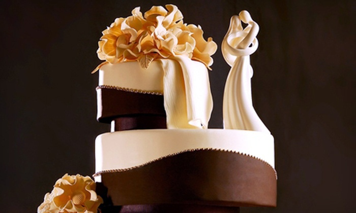 Elite Cake Creations - Cooper City Commerce: Dozen Cupcakes or $25 for $50 Worth of Custom Cakes and Treats at Elite Cake Creations