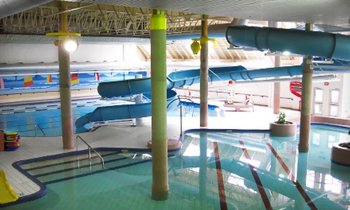 Cole Harbour Place - Dartmouth: 15 Adult Recreation-Centre Visits or 10 Family Visits at Cole Harbour Place in Dartmouth (Up to 65% Off)