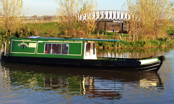 Chester Day Boat Hire - Cheshire: Chester Day Boat Hire: Narrowboat For Up to Ten People from £79, Shropshire Union Canal