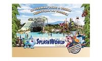Des entrées pour adultes etou enfants au parc aquatiqueSplashWorld® Provencedès 38 €
