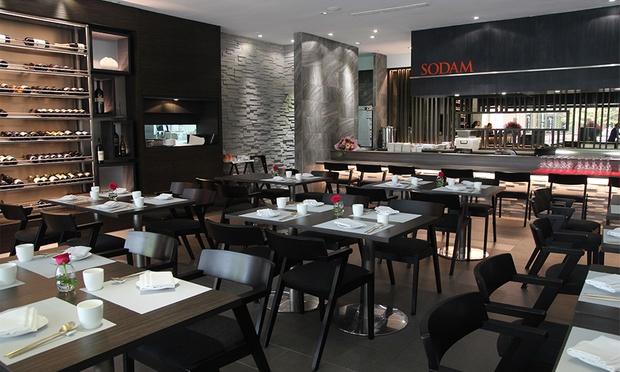 Sodam Korean Restaurant And Bar Menu