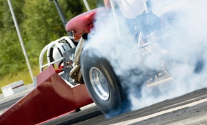 Gainesville Raceway: Drag-Racing Spectator Pass for Two or Four at Gainesville Raceway (45% Off)