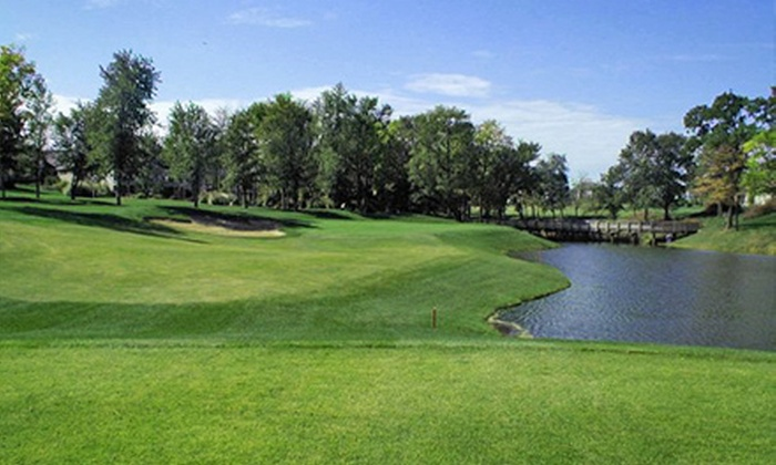 Tiffany Greens Golf Club - Northland: 18 Holes of Golf Including Cart and Callaway Golf Balls for Two or Four at Tiffany Greens Golf Club (Up to 48% Off)