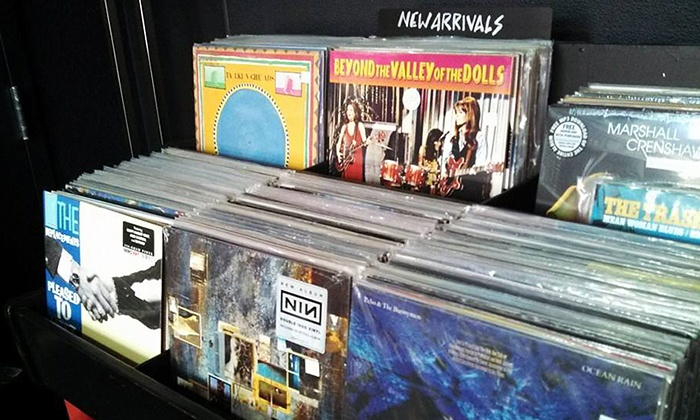 Left Of The Dial Records - Lacy: New and Used Vinyl, CDs, DVDs, and Collectables at Left of the Dial Records (Half Off). Two Options Available.