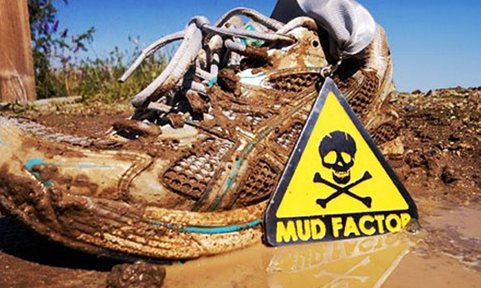 Mud Factor - San Bernardino: $29 for 5K Obstacle-Course Entry with T-shirt and Beer on April 21 from Mud Factor in San Bernardino ($65 Value)
