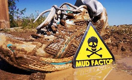 Mud Factor on Sat., Apr. 21 Starting at 9:30AM - Mud Factor in San Bernardino