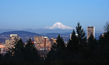 groupon daily deal - Stay at Best Western Inn At The Meadows in Portland, OR, with Dates into May