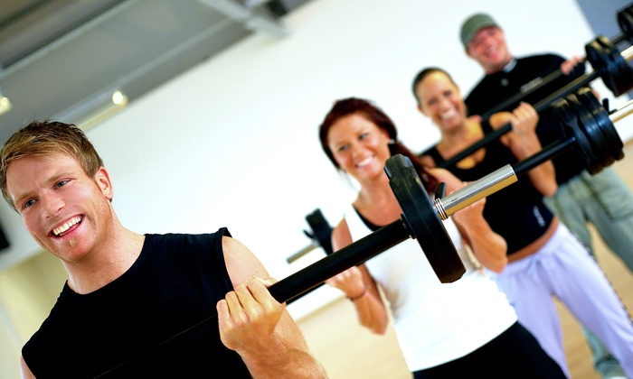 All Group Fitness - Broadway Farms: $20 for $36 Groupon — All Group Fitness