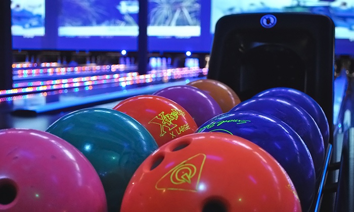 Revolutions Bowling & Lounge - South Windsor: Three Games of Bowling with Shoes for Two, Four, or Six at           Revolutions Bowling & Lounge (Up to 54% Off)