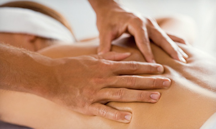 SLH Massage - Allentown: One or Three 50-Minute Swedish Massages at SLH Massage (Up to 54% Off)
