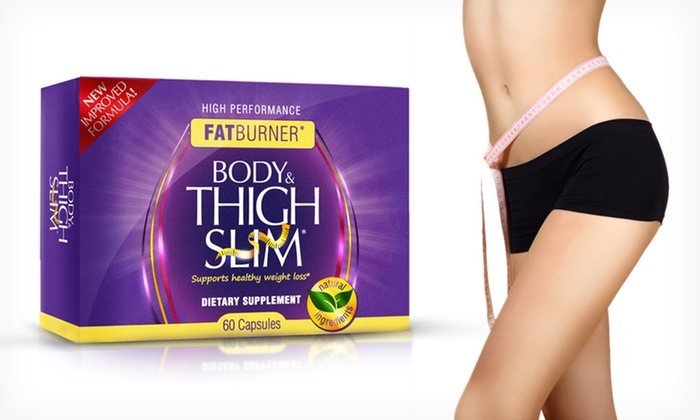 Body & Thigh Slim Diet Supplement: $12.99 for a 60-Capsule Bottle of Body & Thigh Slim Diet Supplement ($79.95 List Price)